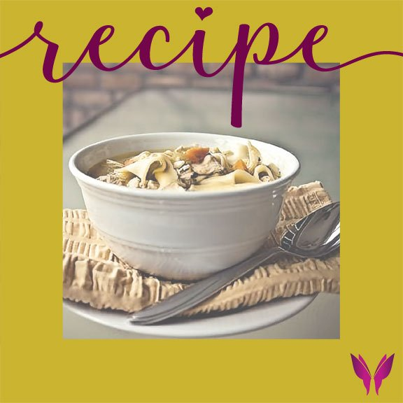 Slow-Cooker recipe best Chicken noodle soup