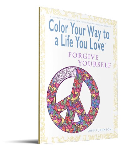 coloring books for adults Forgive Yourself