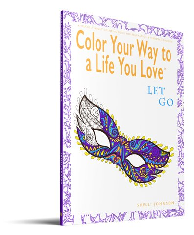 coloring book for adult Let Go coloring pages