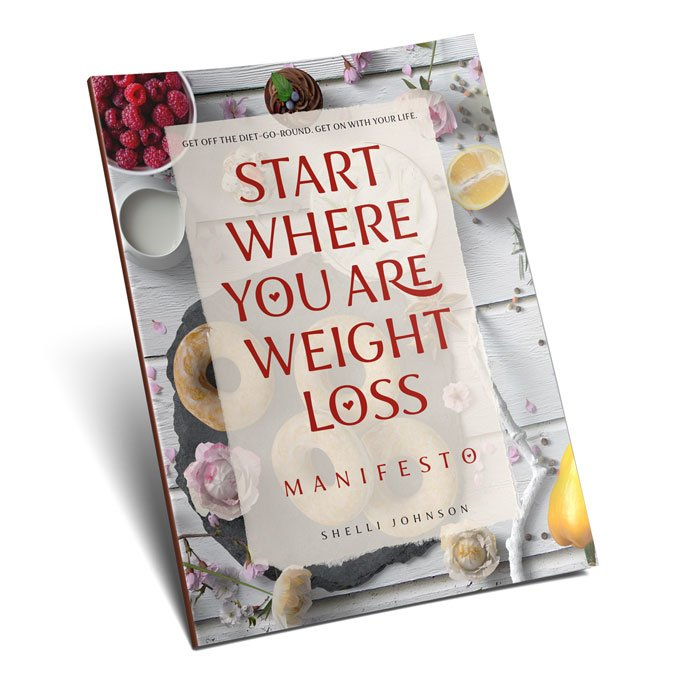 Start Where You Are Weight Loss Manifesto