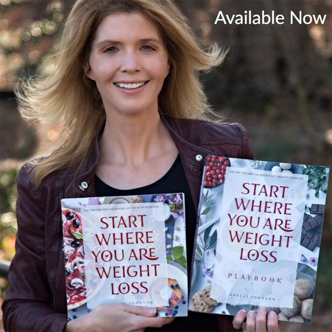 Start Where You Are Weight Loss Books
