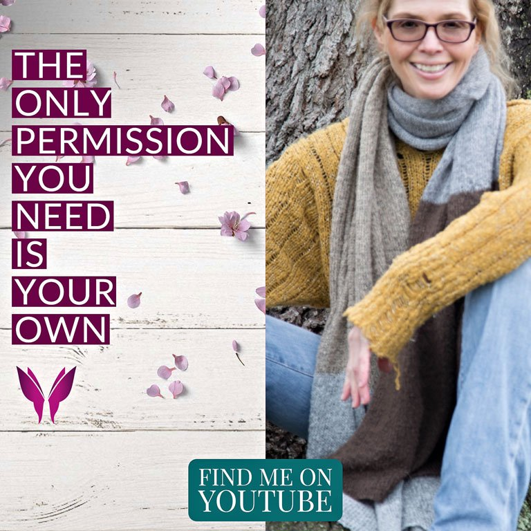 shelli johnson weight loss, shelli johnson start where you are, shelli johnson author, the only permission you need is your own, find shelli johnson on youtube, picture of shelli johnson, shelli johnson butterfly logo as a reminder that you can always transform your life,