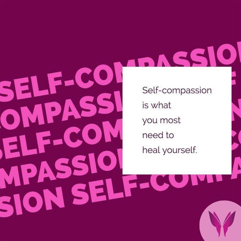 self-compassion shelli johnson