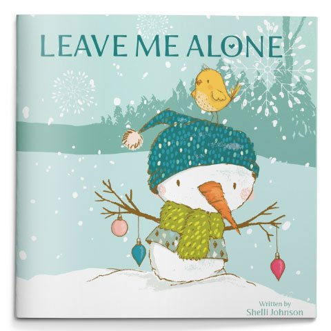 children's book Leave Me Alone how to make friends children's books