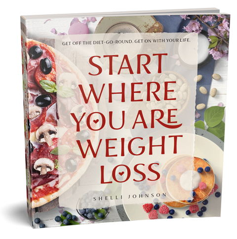 Start Where You Are Weight Loss Book