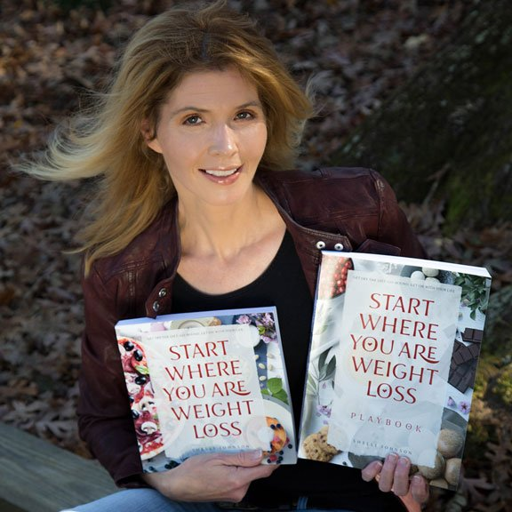 contact Shelli Johnson Author of Start Where You Are Weight Loss