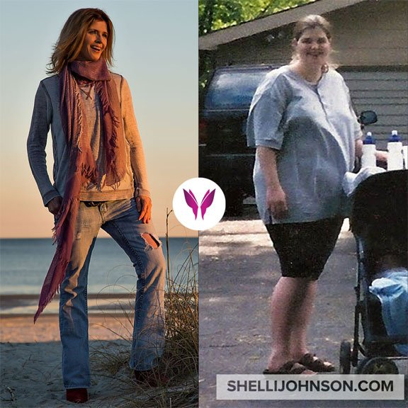 start where you are weight loss before and after leadership shellijohnson.com