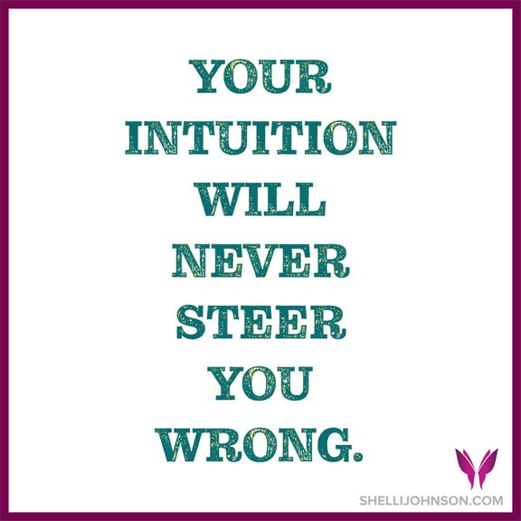 Intuition Definition: Your Intuition Will Never Steer You Wrong