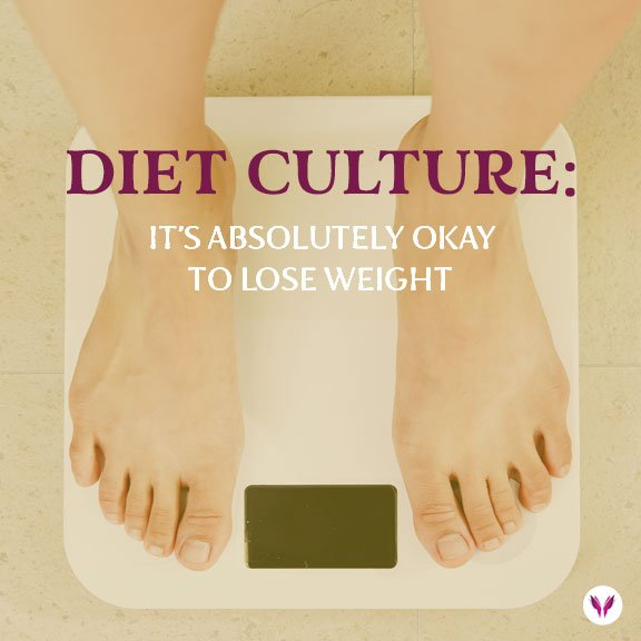 Diet Culture: It's Absolutely Okay To Lose Weight shellijohnson.com